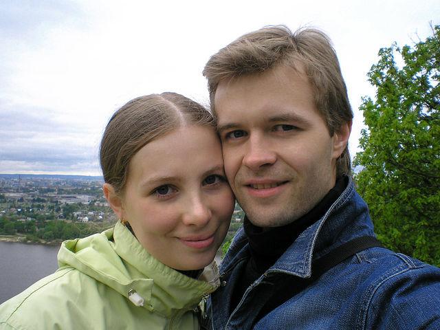 фото русских семейных пар